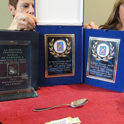 remise de prix provinciale 2010