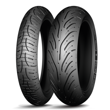 Michelin pilot road 4 tyre large